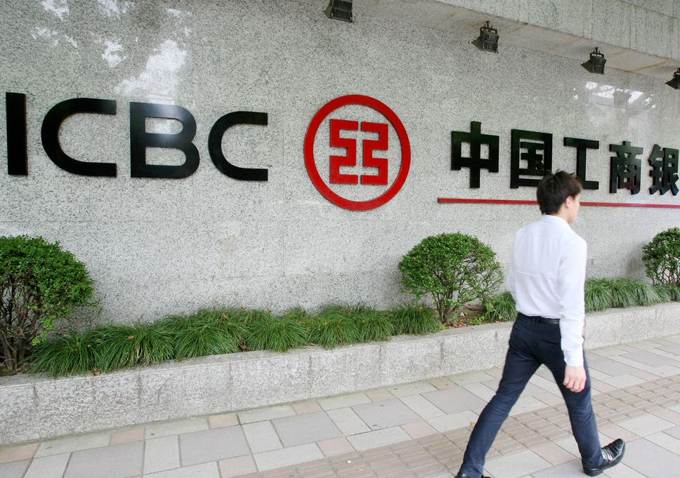 Chinese banks dominate Forbes ranking of world's biggest
