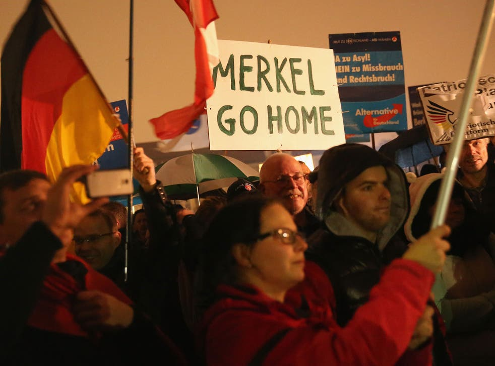 The real shock of the recent polling in Germany was the scale of the Alternative für Deutschland party's gains, which easily entered all three legislatures
