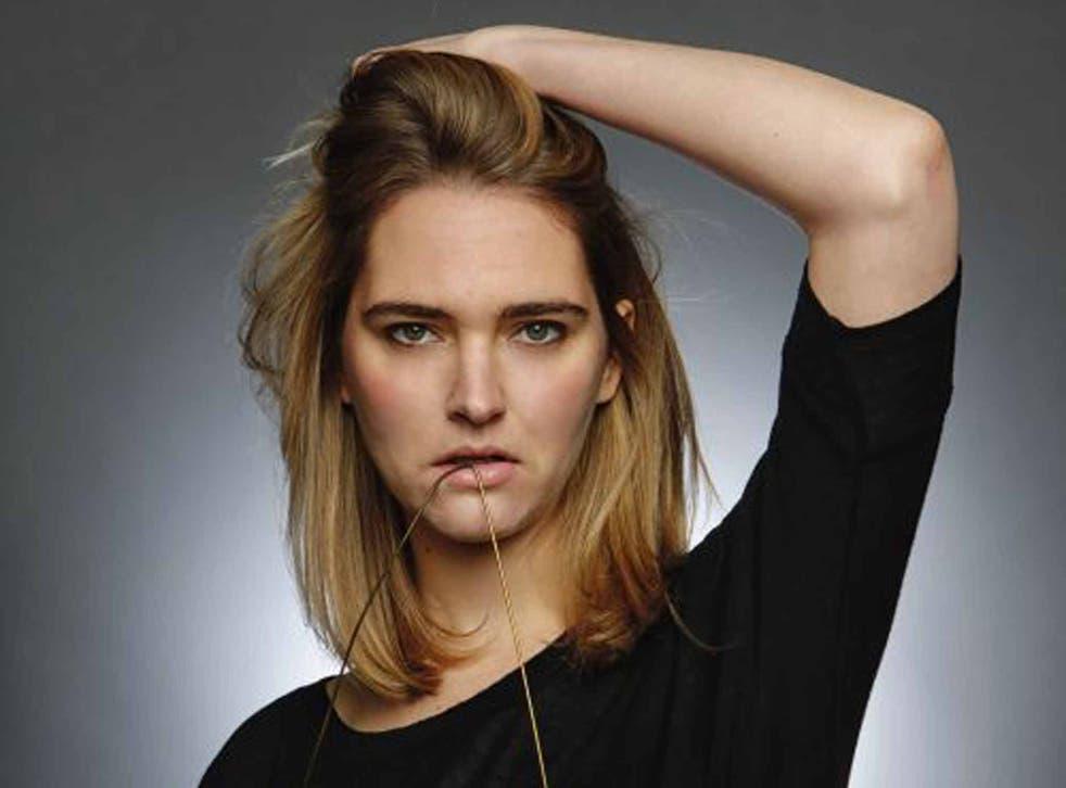 Woman on the edge: Jena Friedman