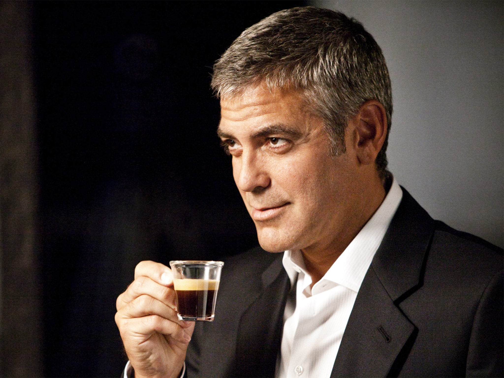 George Clooney Homes George Clooney Effect Sees Coffee Pods Added To National