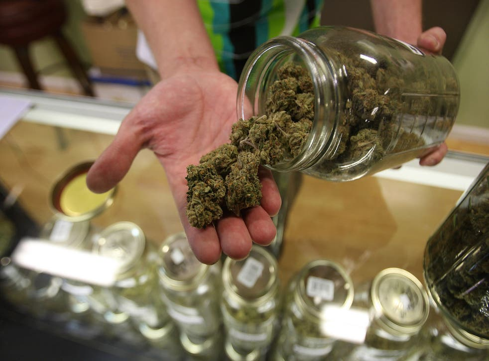 The marijuana business might be booming by 2020.