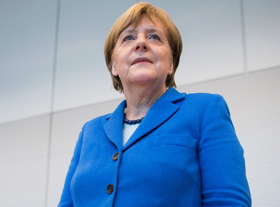 Angela Merkel said countries outside the EU 'will never get a really good result in negotiations'