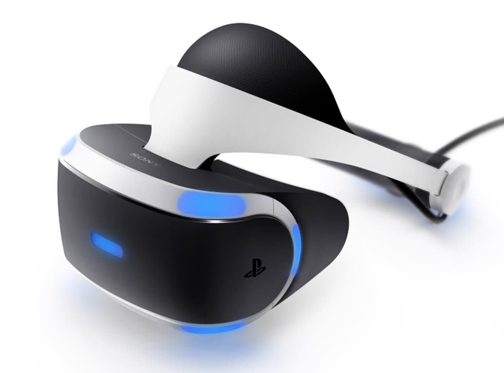 The virtual reality console will retail at £349 .99 upon its October release