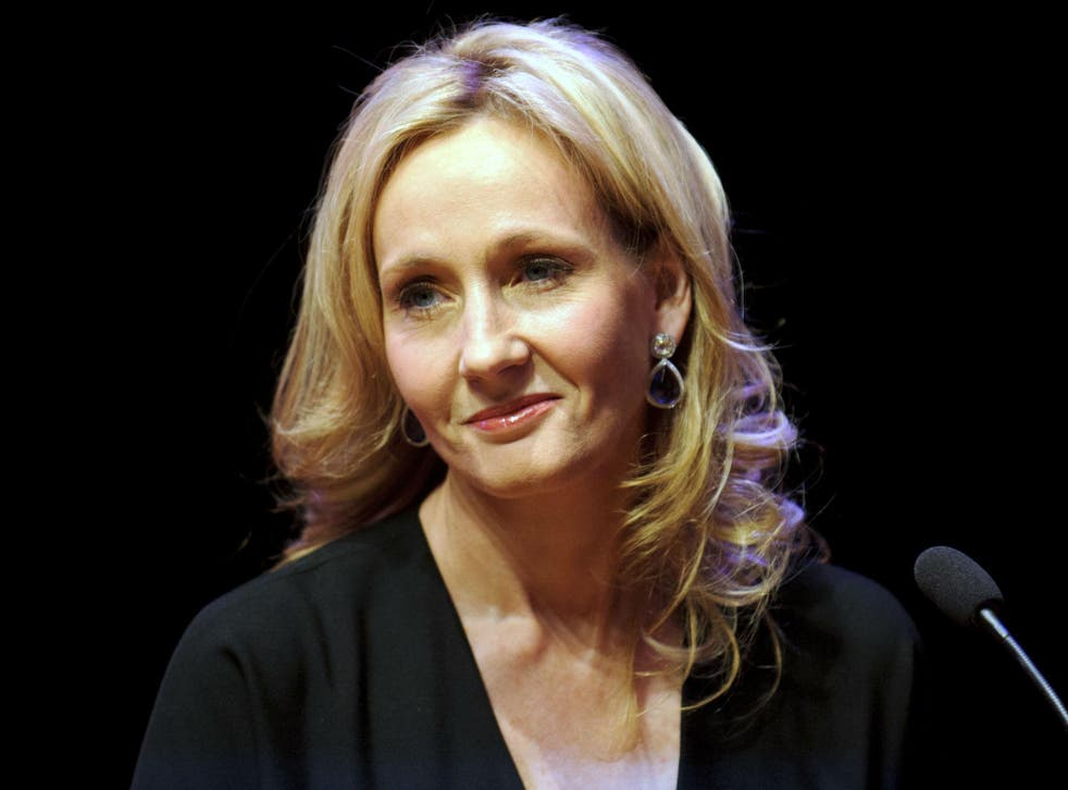 Harry Potter author JK Rowling is know to be among the most generous of wealthy Brits