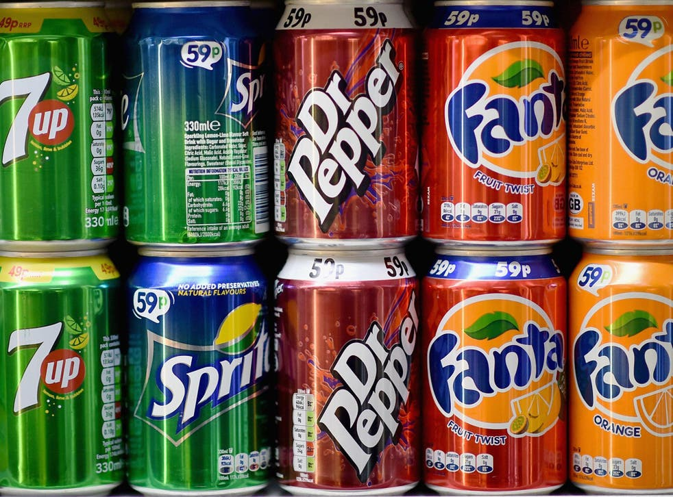 Osborne's sugar tax could face a legal challenge from drinks makers