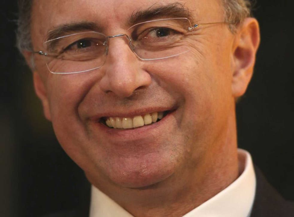 Xavier Rolet: CEO of the London Stock Exchange