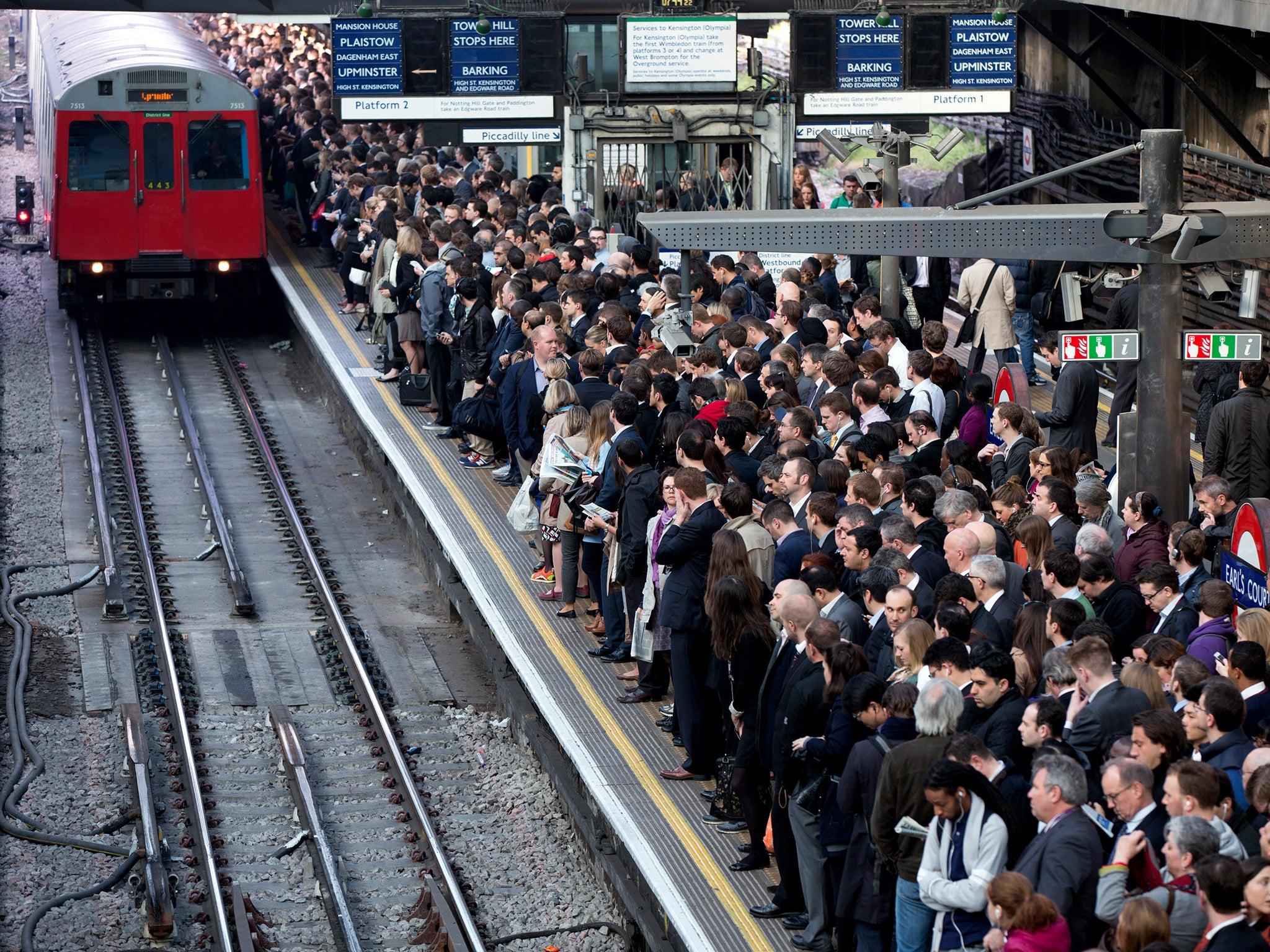Rail Passengers Deserve More In Compensation For Delays