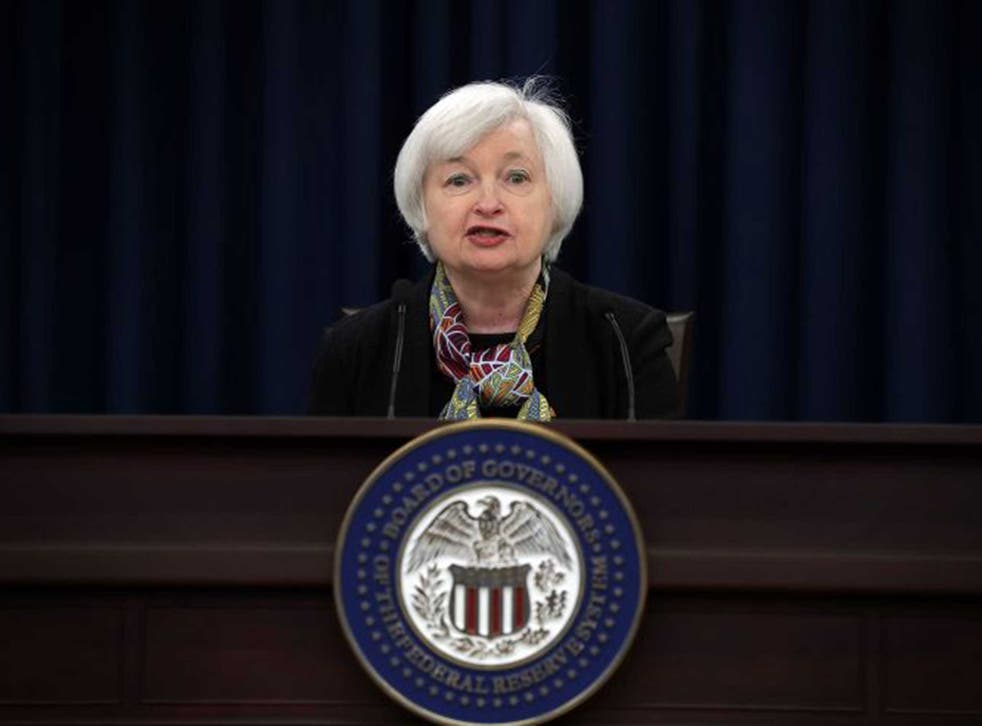 Fed Chair Janet Yellen has already raised rates twice in succesion