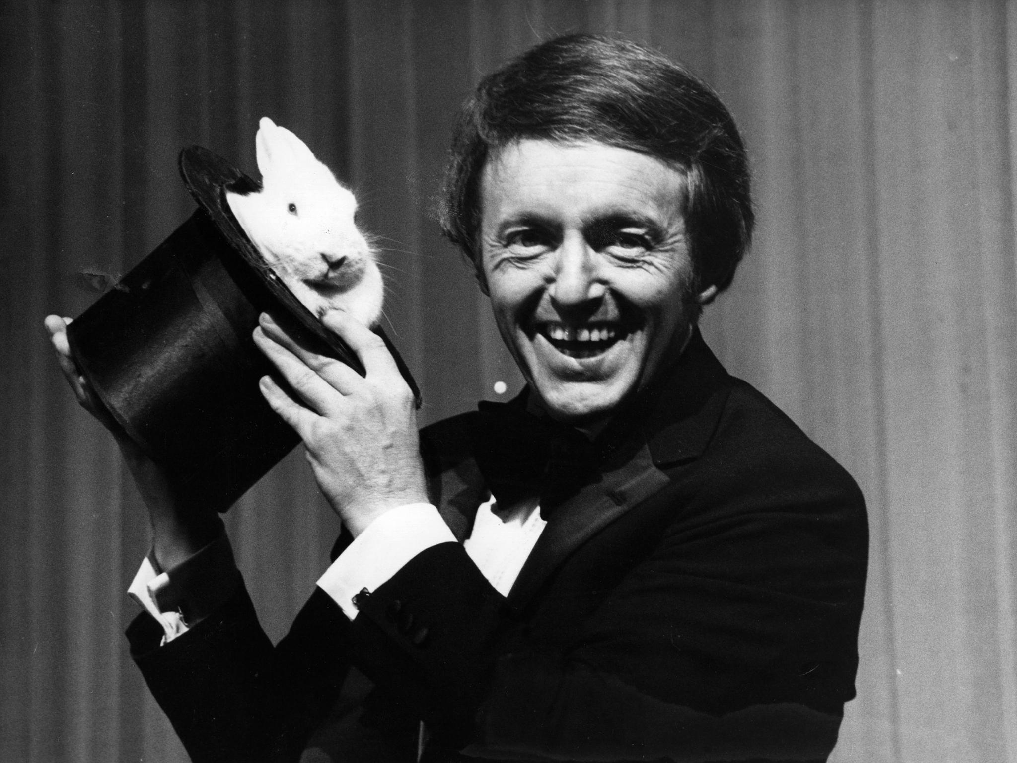 Paul Daniels: How the entertainer took magic out of the theatre and