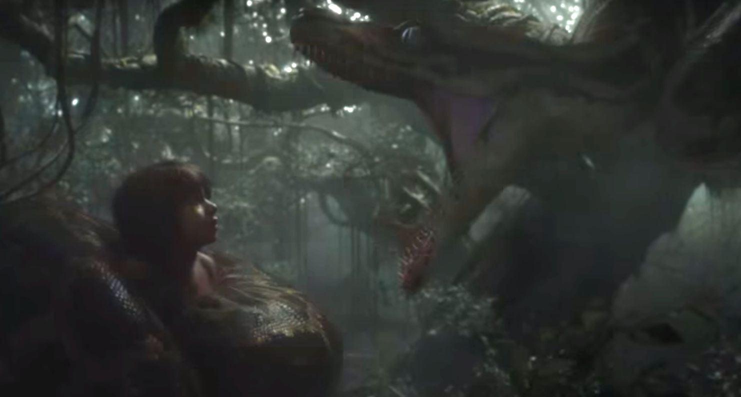 The Jungle Book Trailer 2016