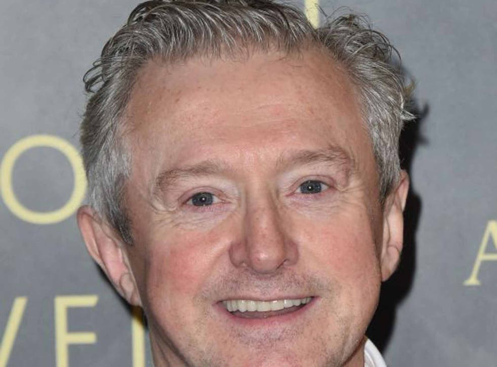 Former X Factor judge Louis Walsh