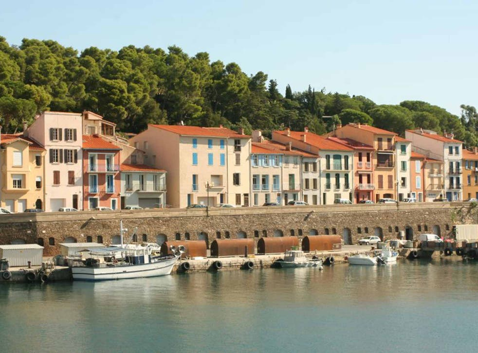 Bay watch: Porte-Vendres