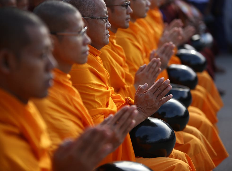 'Obesity in our monks is a ticking time bomb,' says Bangkok nutrition expert