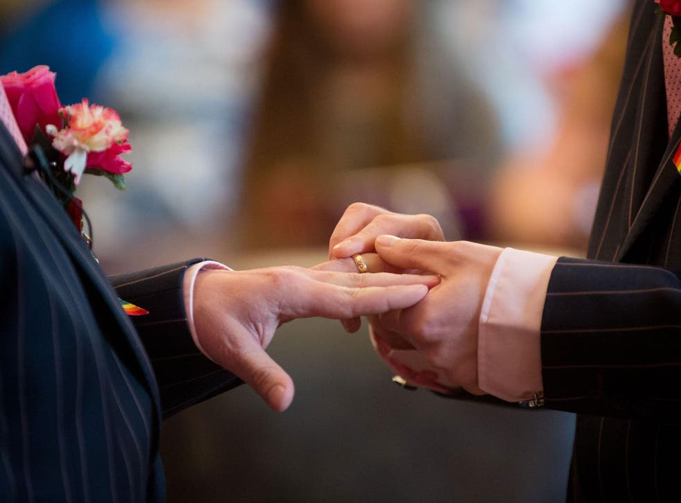 It turns out that your job could help you predict who you'll end up marrying
