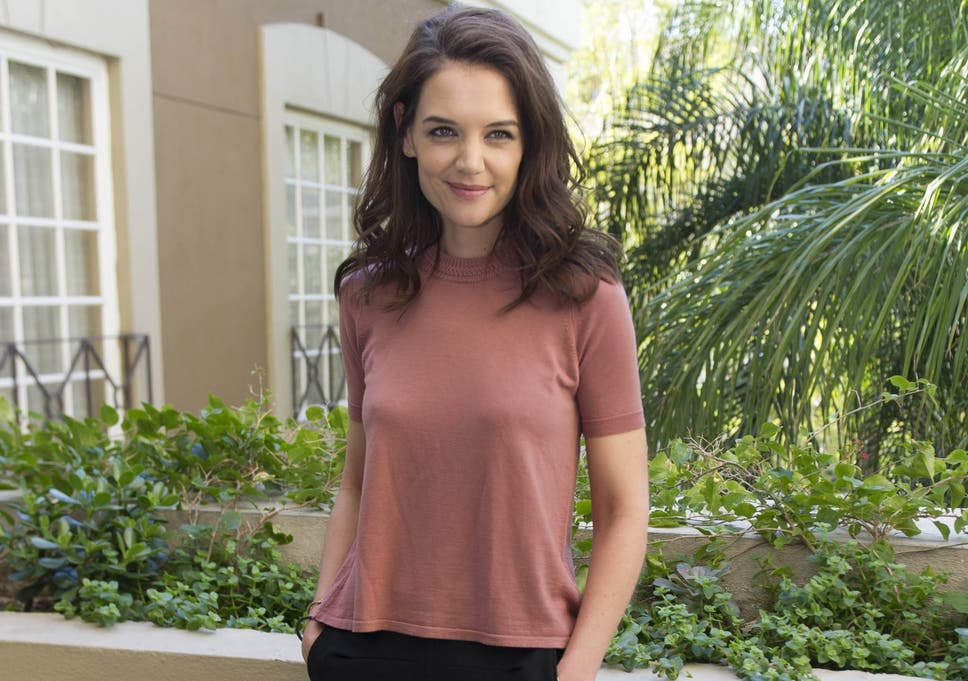 8b7e852590a Katie Holmes making a comeback to film by playing a bipolar poet she really   resonates with