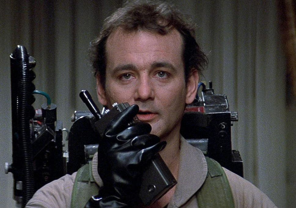 88cc4f4365fb How Ghostbusters landed its Bill Murray cameo   The Independent