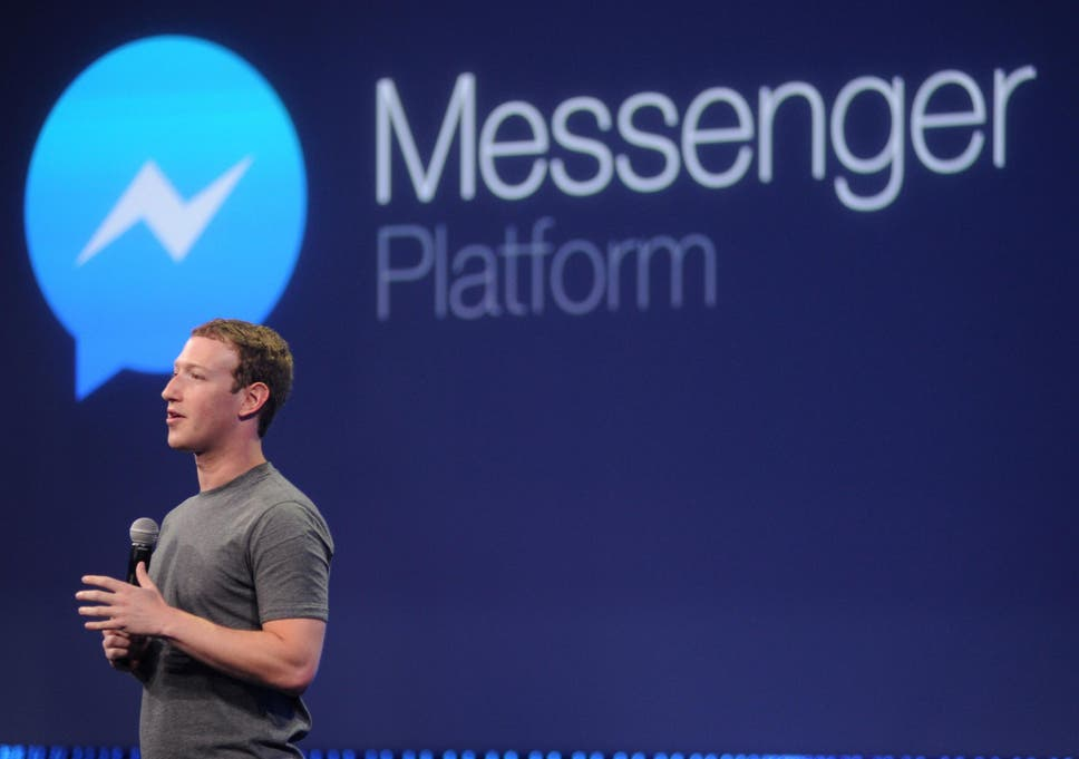 Facebook Messenger: New robot-based customer service tools