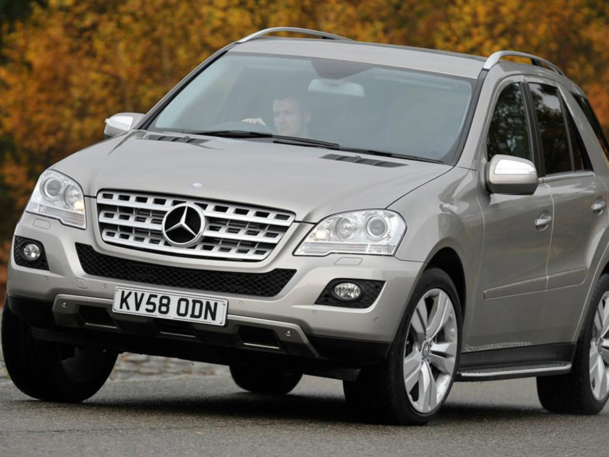 Top 10 second-hand SUVs: From the Volvo XC90 to the Land Rover