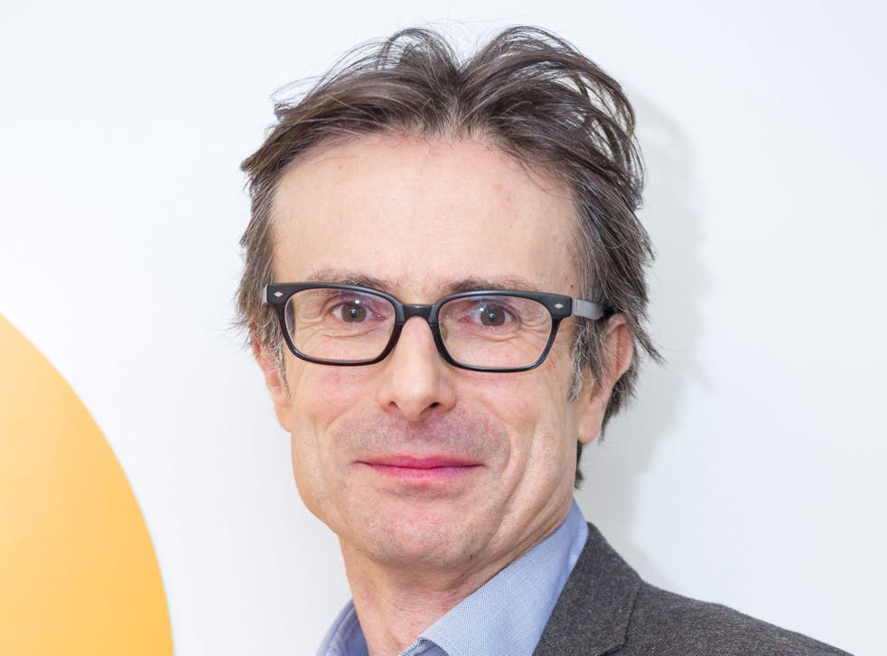 Robert Peston left the BBC to join ITV as political editor in 2015
