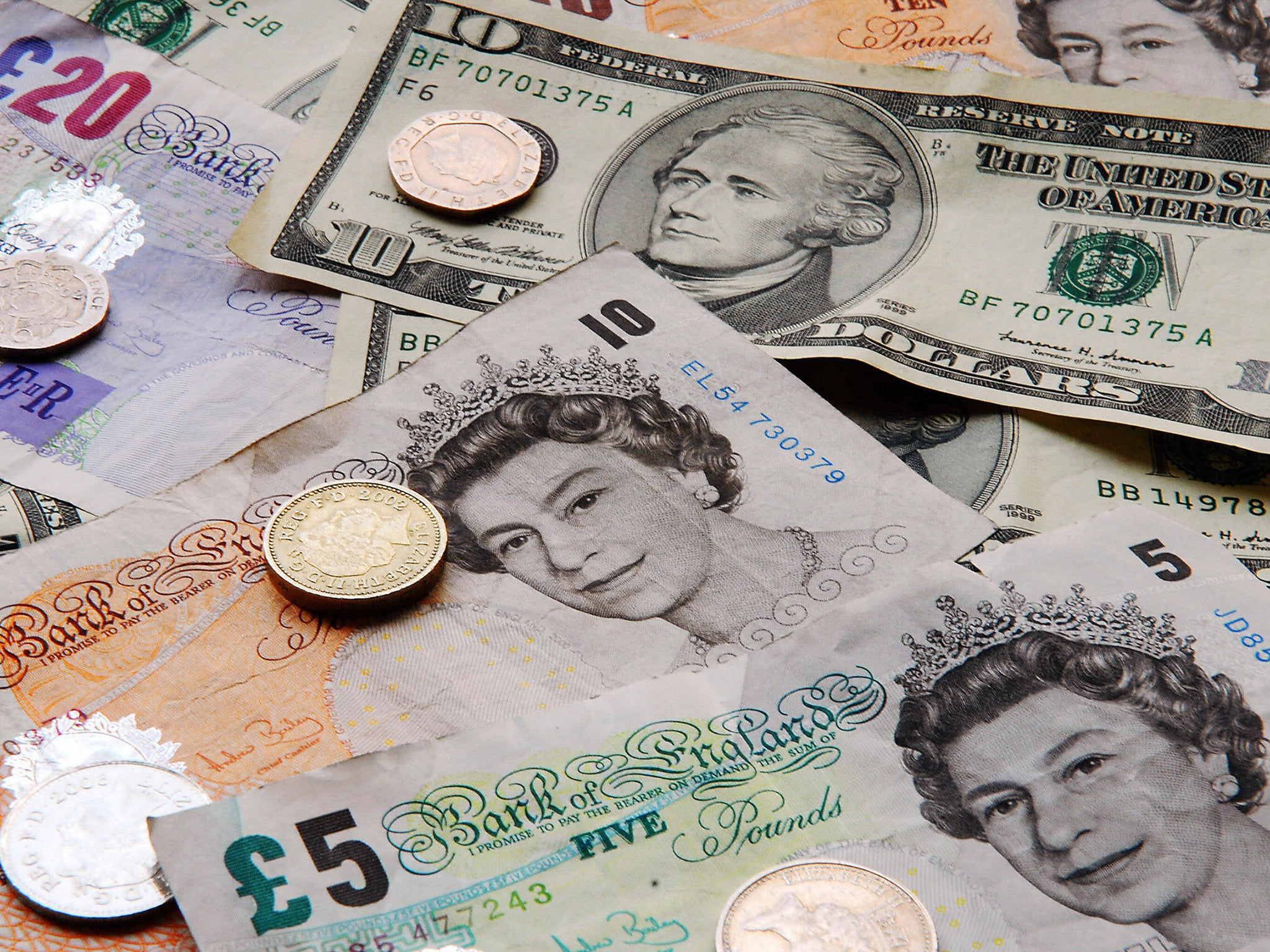 How The Worlds Currencies Got Their Names The Independent