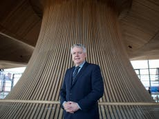 EU referendum: Brexit would spark 'constitutional crisis' for UK, warns Welsh First Minister Carwyn Jones