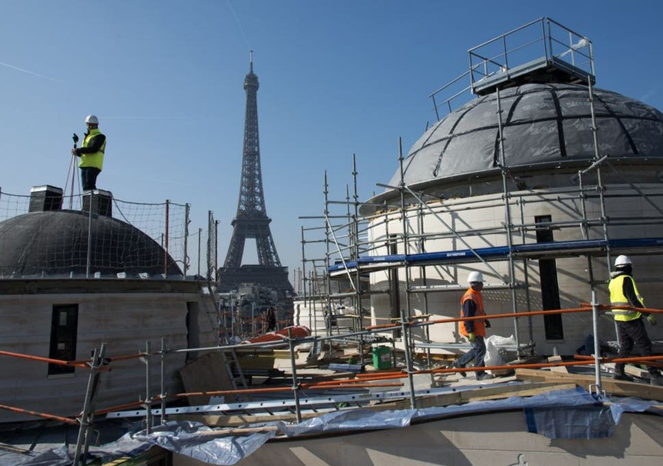 Paris welcomes Kremlin-funded Russian Orthodox cathedral