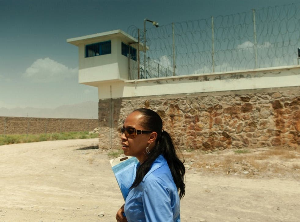 Kimberley Motley's clients range from imprisoned Afghan women to foreign security contractors