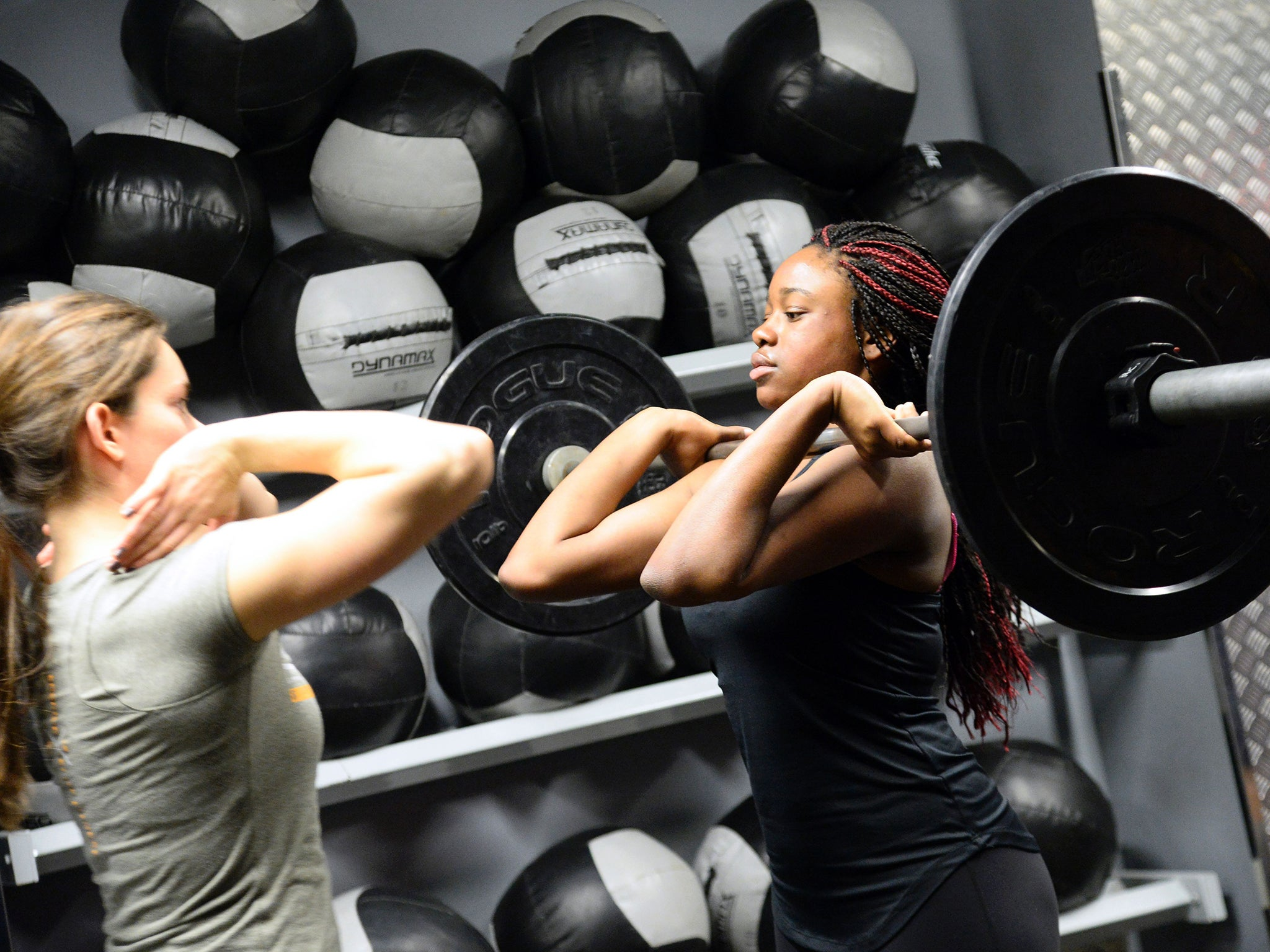 Strength training: Why the time has come to do some heavy lifting | The Independent