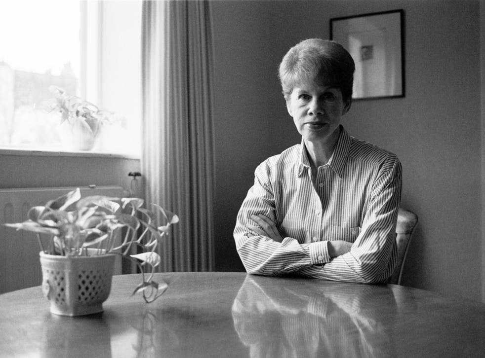 Anita Brookner rejected the role of writer-as-performance-artist