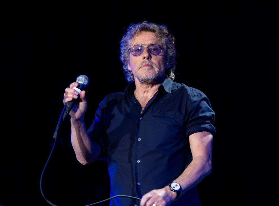 Roger Daltrey has backed the Young and Homeless Helpline appeal