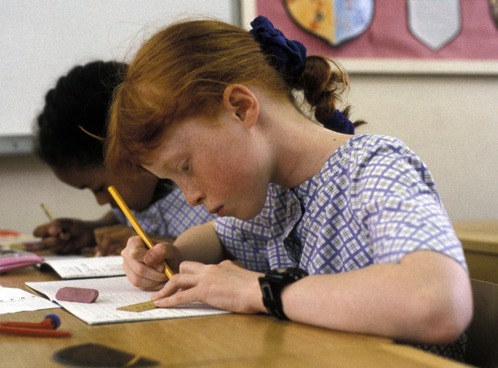 Primary school pupils face three tests, at four, seven and 11