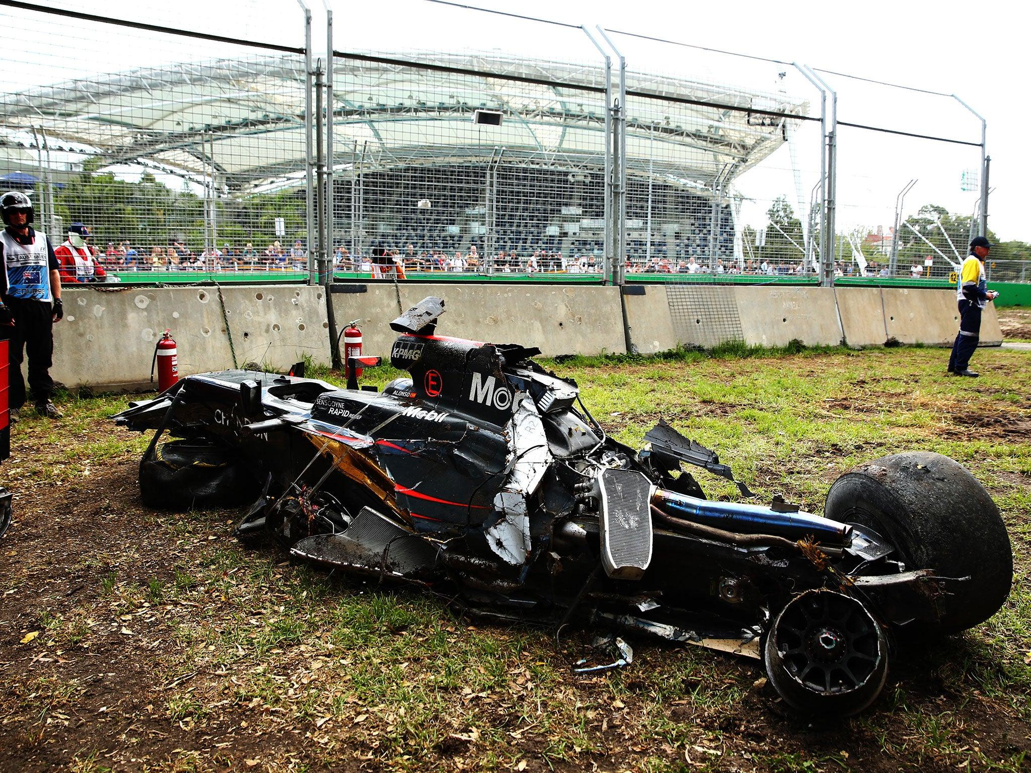 Crash Alonso