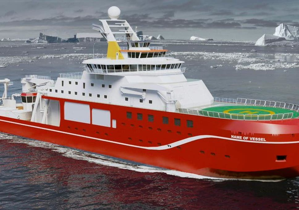 Boaty Mcboatface Leads Online Vote To Name 200m Research Vessel