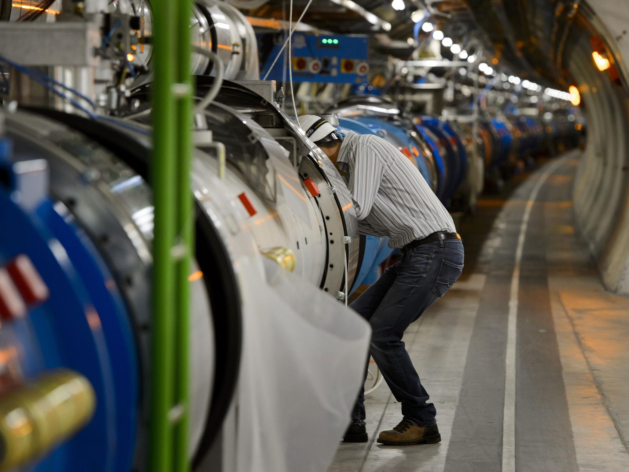 Cern laboratory made famous for work on Large Hadron Collider embroiled in homophobia row | The ...
