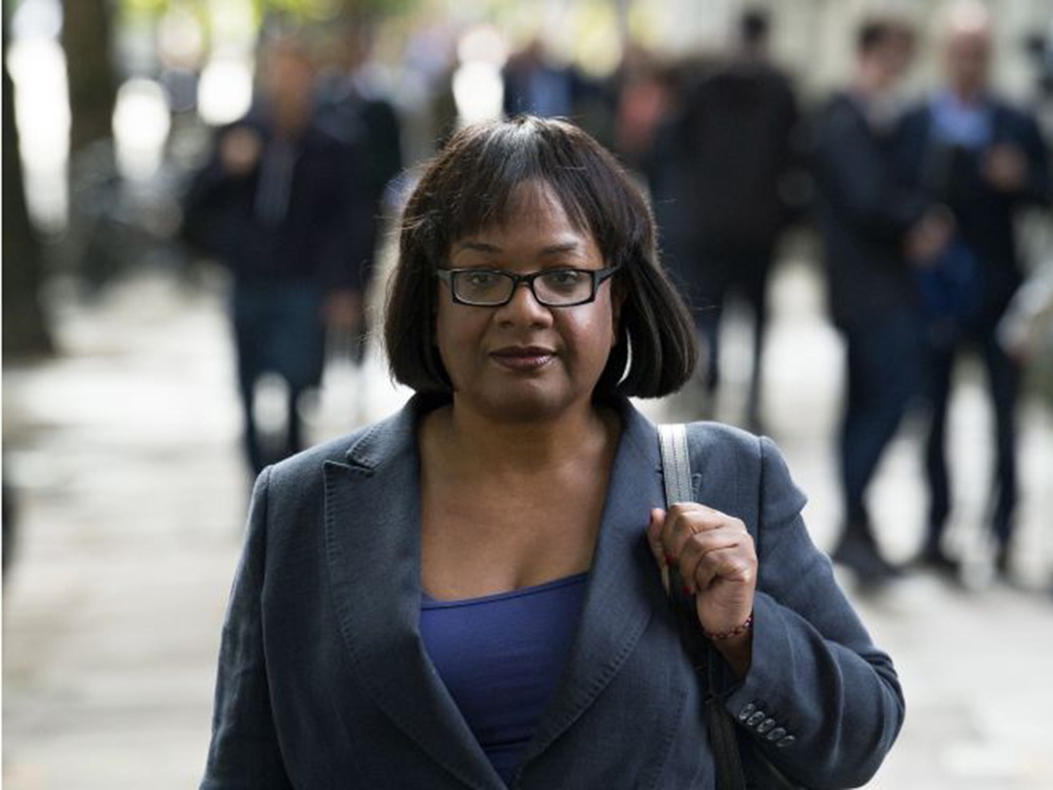 Thumbnail for Snooper's Charter is 'unlawful' and must be overhauled, Labour's Dianne Abbott says