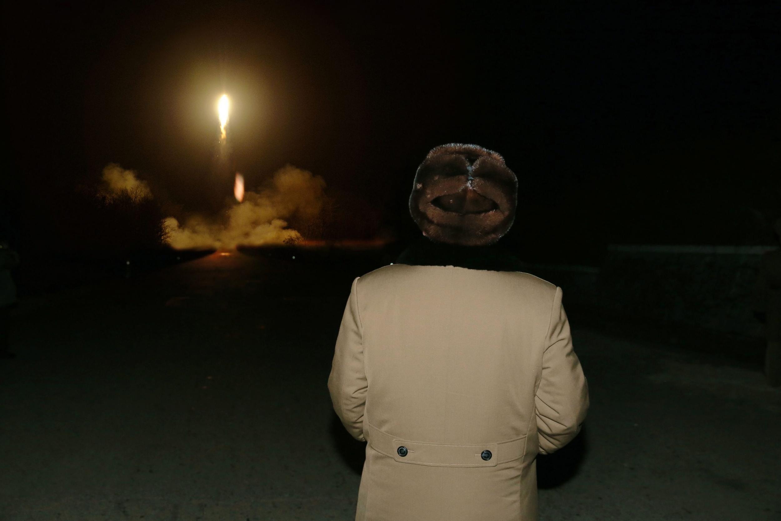 China announces sanctions against North Korea