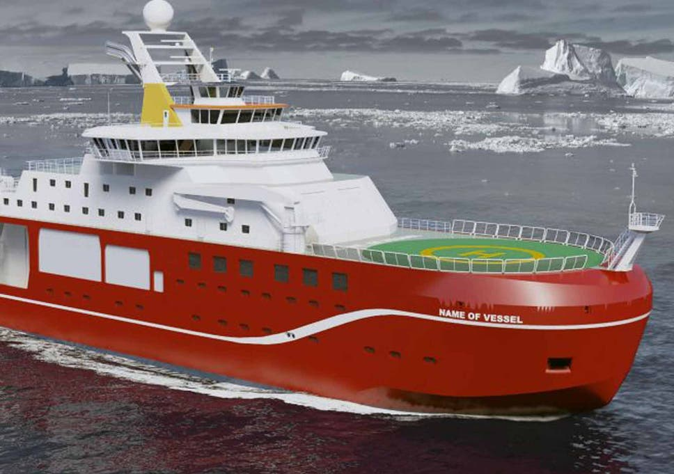 Boaty Mcboatface Unlikely To Be Name Of New Multi Million Pound