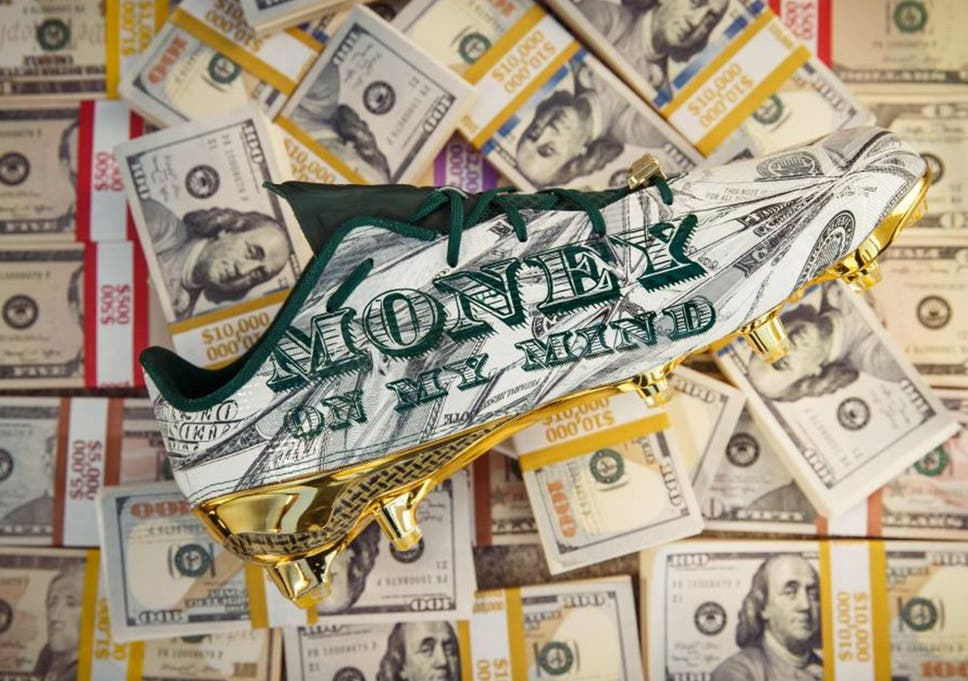 424d7734be3 Snoop Dogg and Adidas make money-inspired football boots
