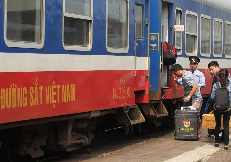 Vietnam's historic North-South railway: Ride the Reunification