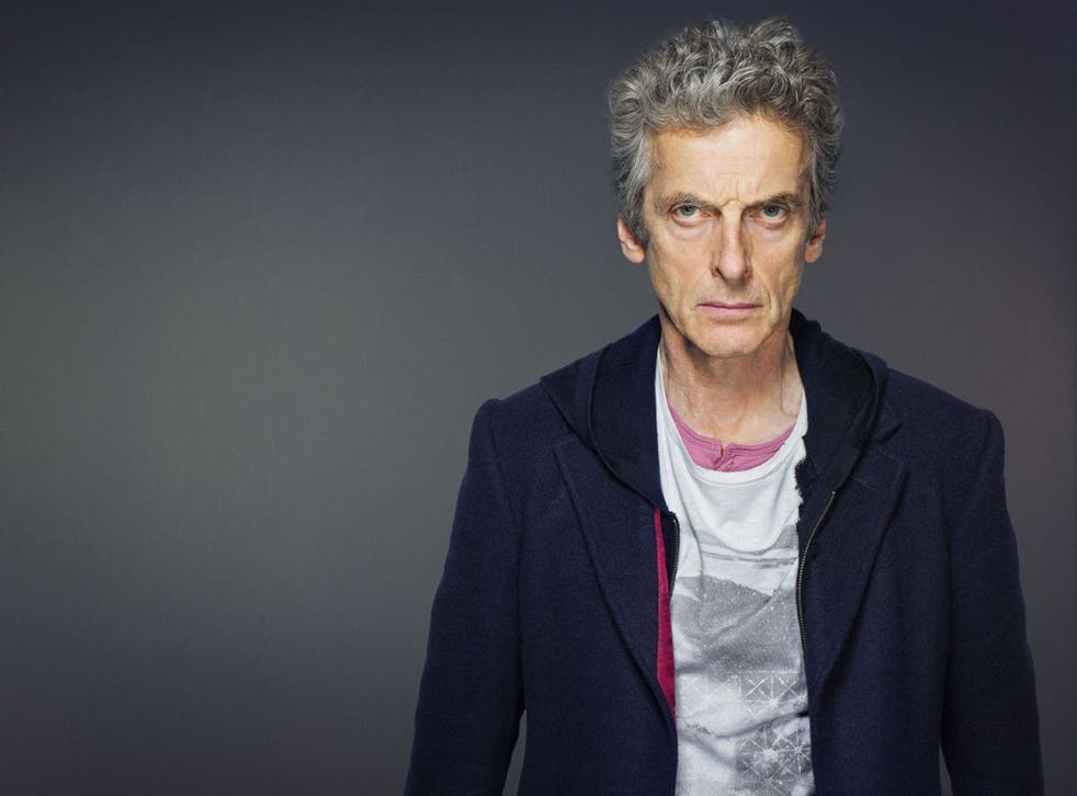 Capaldi said the 'entirety of the nation should be reflected in the BBC's content'