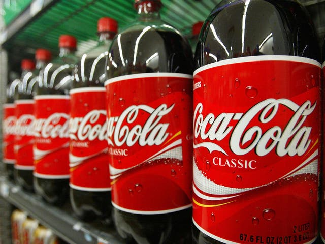 The suit claims Coca-Cola purposefully misled customers on the health risks of drinking fizzy drinks by funding research that downplays the dangers of sugary beverages