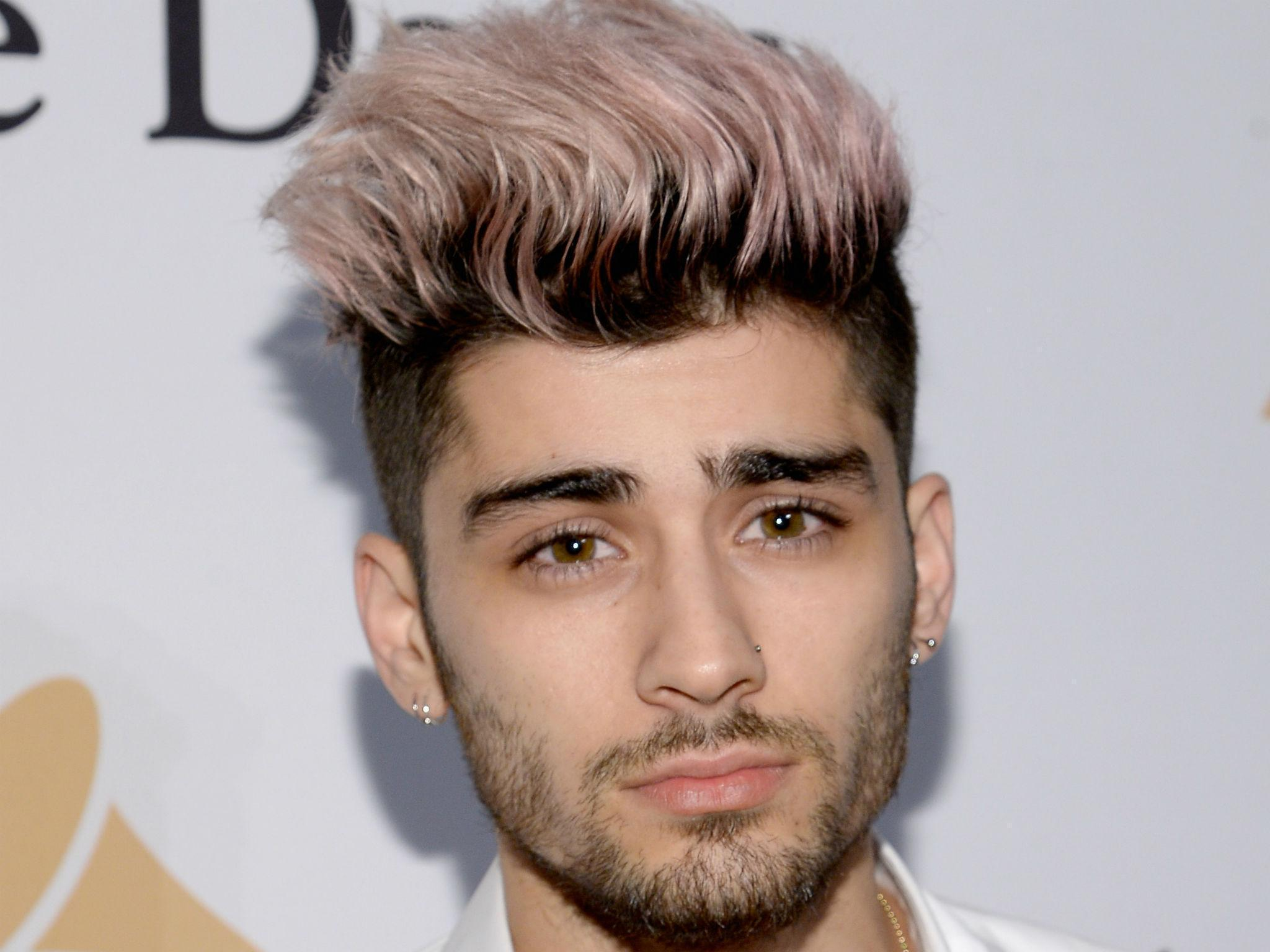 Zayn Malik Claims He Wasn T Allowed To Grow A Beard When He Was In One Direction The Independent The Independent