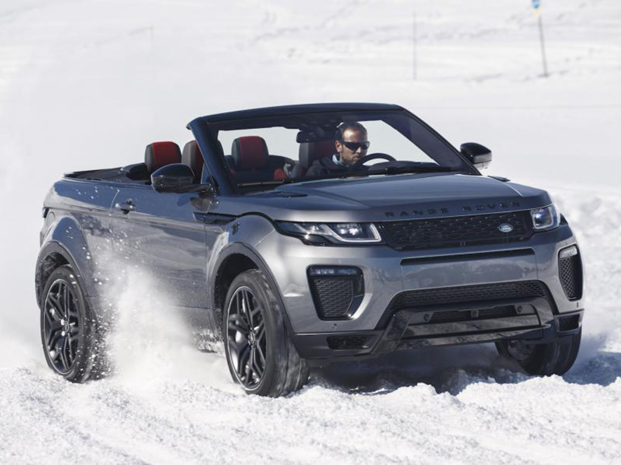 2016 range rover evoque convertible 2 0 si4 car review. Black Bedroom Furniture Sets. Home Design Ideas