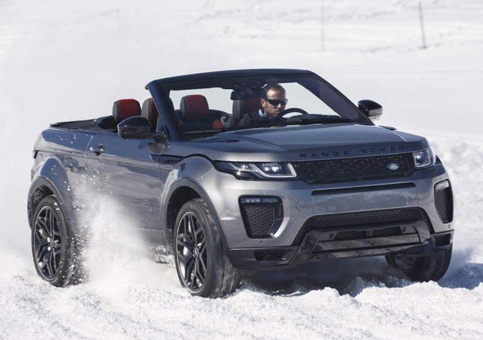 Range Rover Convertible >> 2016 Range Rover Evoque Convertible 2 0 Si4 Car Review