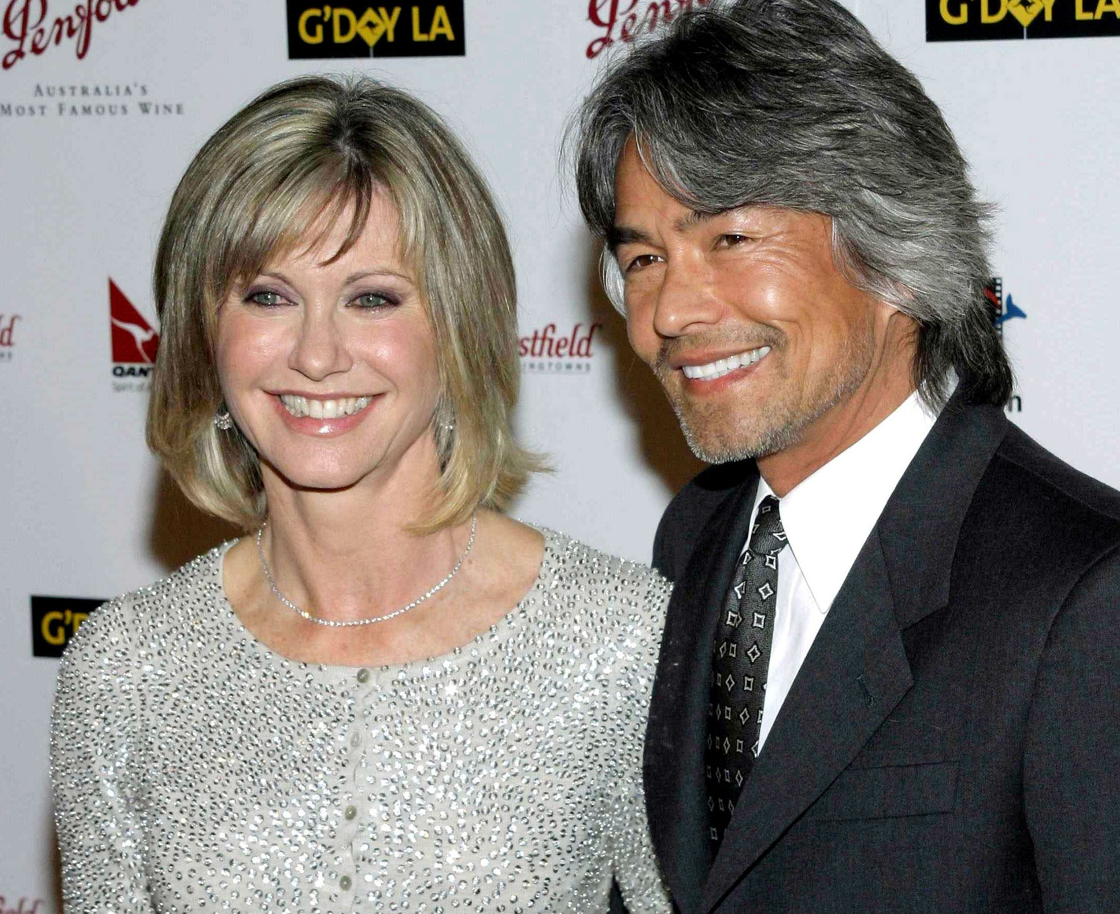 Olivia Newton-John's ex-boyfriend found after going missing 12 years ago