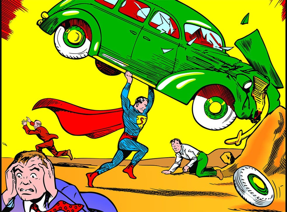 Nicholas Cage's copy of Action Comics No.1 sold for $2,161,000 at an online auction
