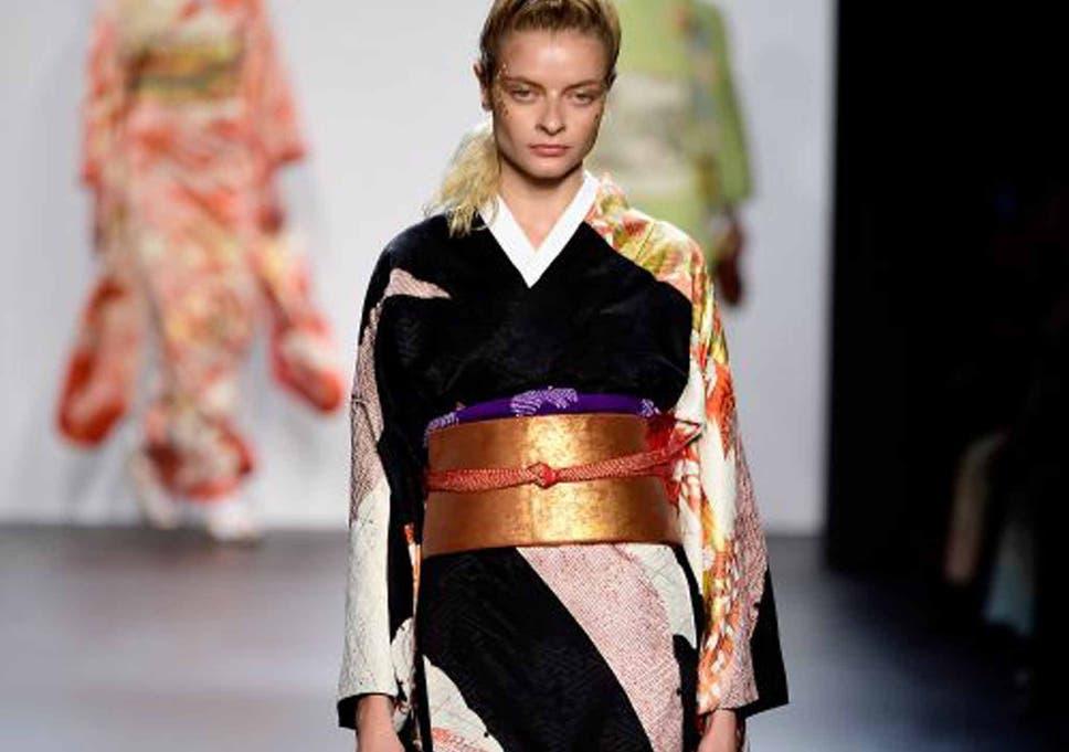 how designer hiromi asai plans to take the kimono into the world of