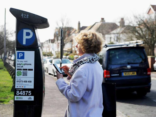 Driven crazy: parking has never been so complicated