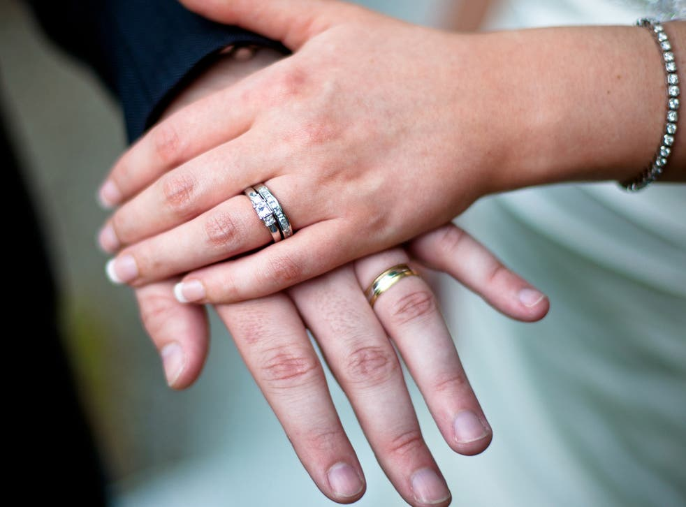 Couples are thought to be facing uncertainty