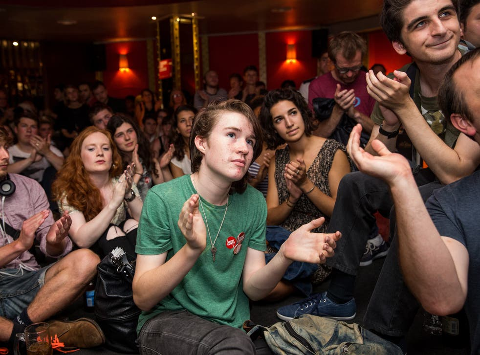 We all have our differences – but why do young people on the left need to be so intolerant?